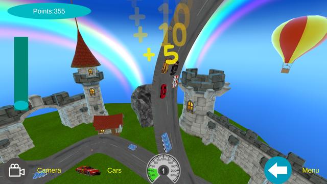 Kids Car Racers screenshot 8