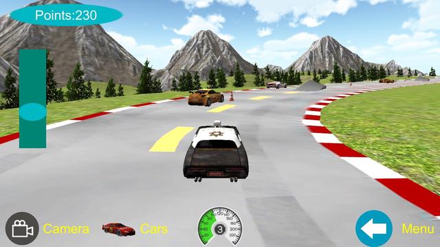 Kids Car Racers screenshot 9