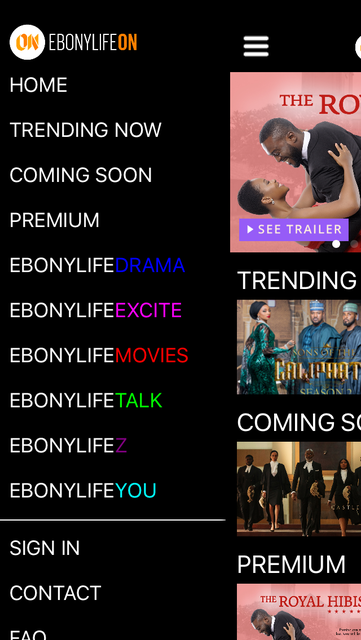 EbonyLife ON screenshot 4