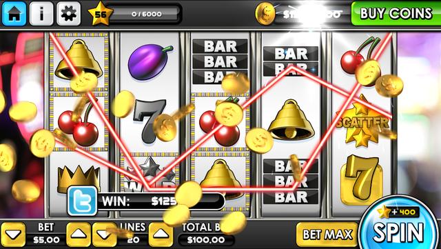 Big Payout Lucky Slots - FREE Casino Slots screenshot 1