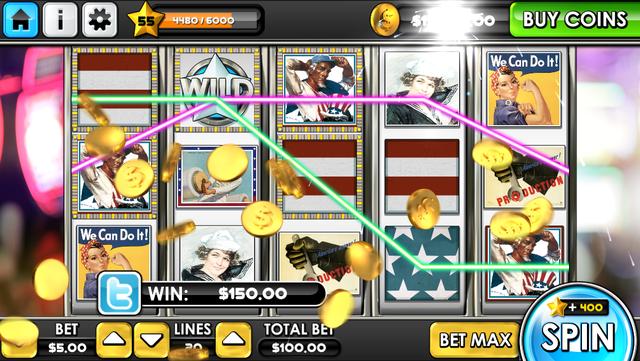 Big Payout Lucky Slots - FREE Casino Slots screenshot 4