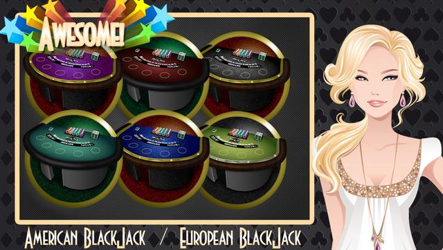 21 BLACKJACK screenshot 4