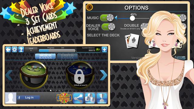 21 BLACKJACK screenshot 5