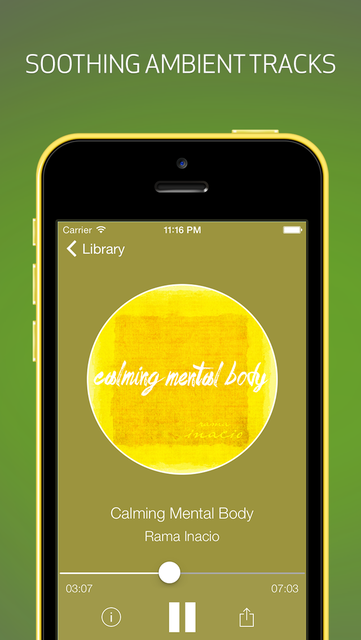 Mindfulness - Everyday guided meditations screenshot 3