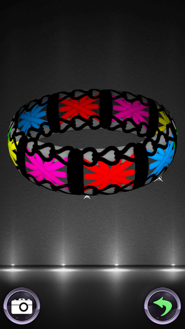 Rainbow Loom Designer screenshot 5