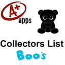 Icon for Collectors List - Boo's List