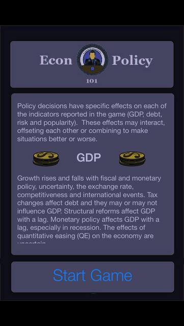 Econ Policy 101 screenshot 4
