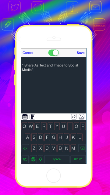 Swipe & Type Keyboards & Color Keyboards To Cool Fonts screenshot 5