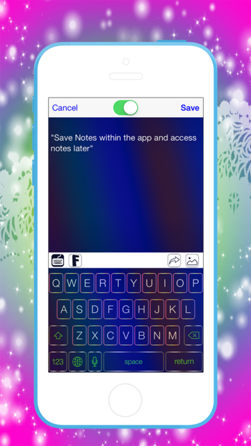 Swipe & Type Keyboards & Color Keyboards To Cool Fonts screenshot 4