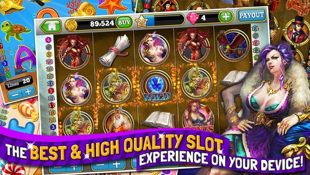 Slots Machines screenshot 1