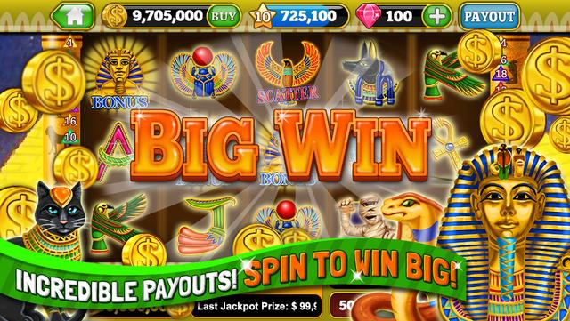 Slots Machines screenshot 2