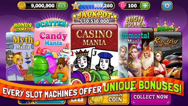 Slots Machines screenshot 3