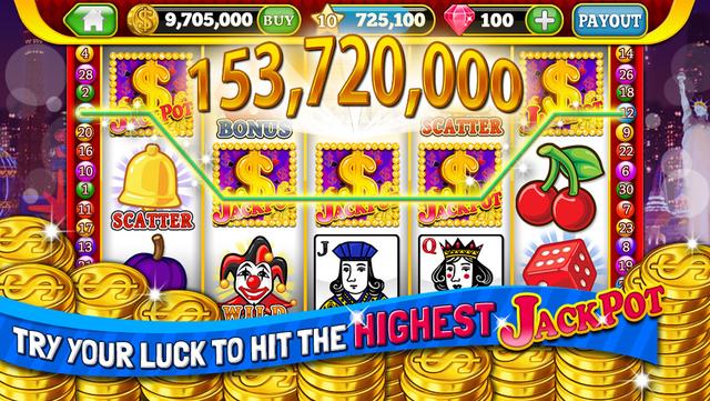 Slots Machines screenshot 4