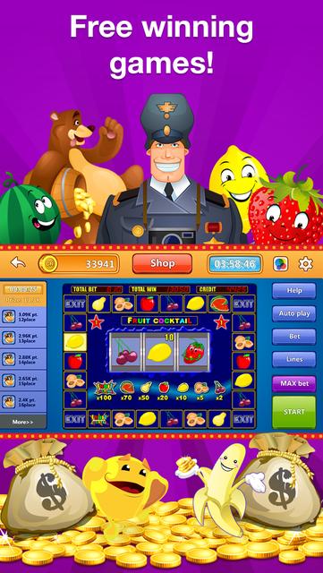 Fortune Slots: Igrosoft slot machines screenshot 5