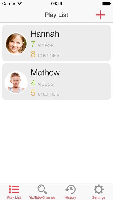 SafeTube Express screenshot 1