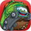 A City Garbage Truck Driver Kids Crazy Race Game FREE