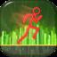 A Glow N The Dark Stick Man FREE -  Neon Sprint Cute Fun Boys and Girls Game