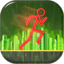 A Glow N The Dark Stick Man FULL VERSION -  Neon Sprint Cute Fun Boys and Girls Game