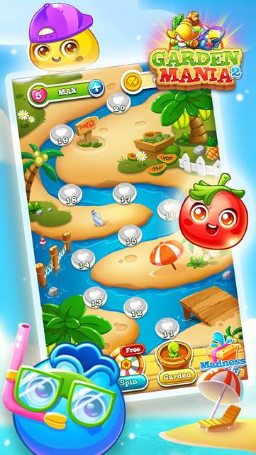 Garden Mania 2 screenshot 8