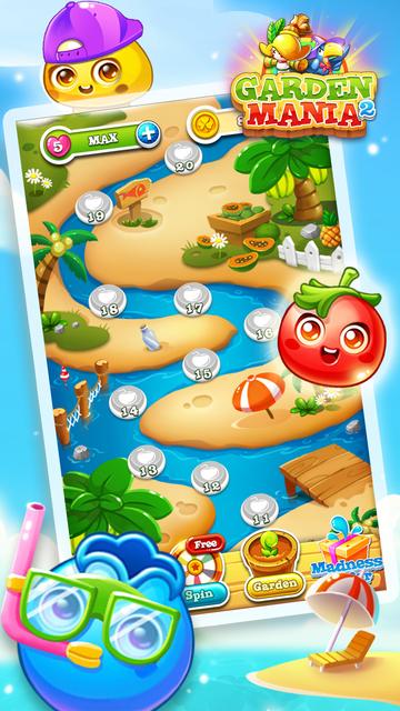 Garden Mania 2 screenshot 2