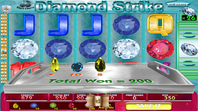 Slots! Diamond Strike screenshot 8