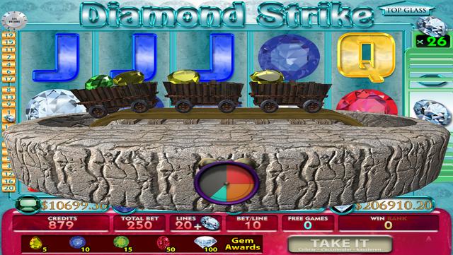 Slots! Diamond Strike screenshot 10