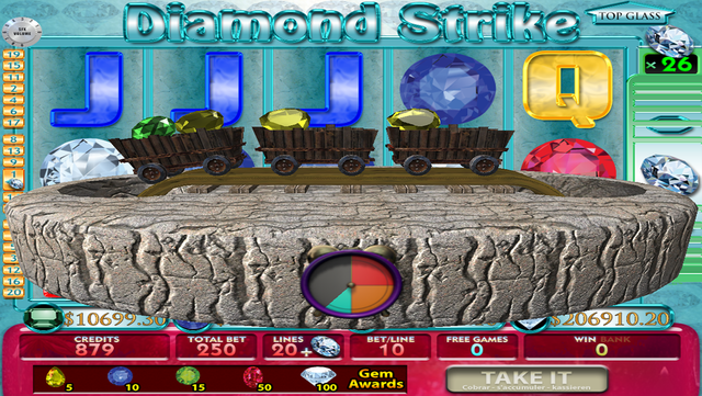 Slots! Diamond Strike screenshot 9