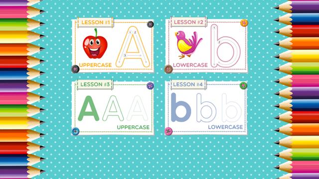 ABC My First Words Workbook screenshot 2