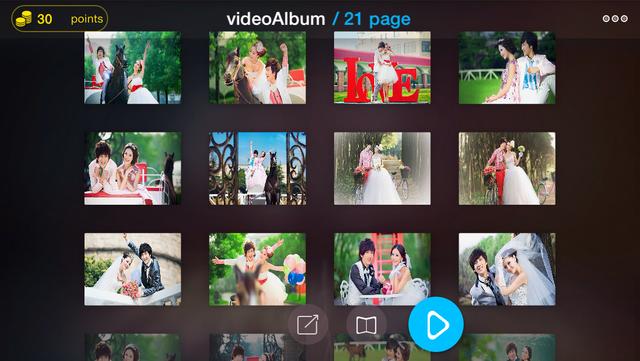videoAlbum-Use photo to create movie&Slideshow Maker (Lite) screenshot 3