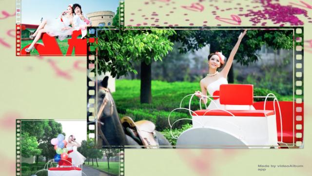 videoAlbum-Use photo to create movie&Slideshow Maker (Lite) screenshot 4