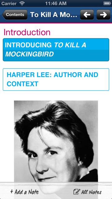 To Kill A Mockingbird York Notes GCSE screenshot 2