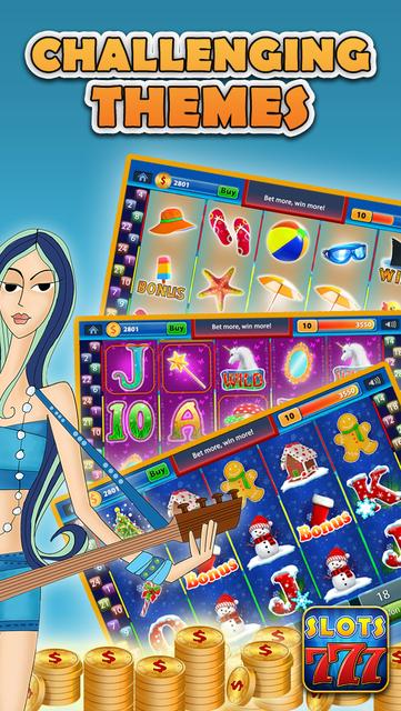 ``` 777 Las Vegas Slots Casino``` - wild luck casino in tiny tower of fortune screenshot 5