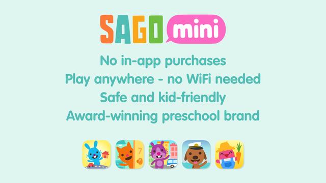 Sago Mini Road Trip screenshot 5