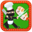 A Ninja Slice The Crazy Chief Kitchen Sushi Slicer & Chop 3D Game FREE