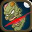 A Zombie Brain Killer Ninja Slice & Chop Game FULL VERSION