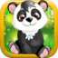 A Panda Run Down - Addictive Animal Running Game FREE