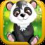 A Panda Run Down - Animal Running Game Pro