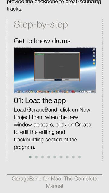 Complete Manual: GarageBand Edition screenshot 2