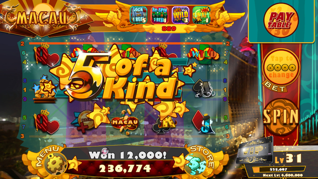 Slots Power Up - World Casino Free Slots Games screenshot 1