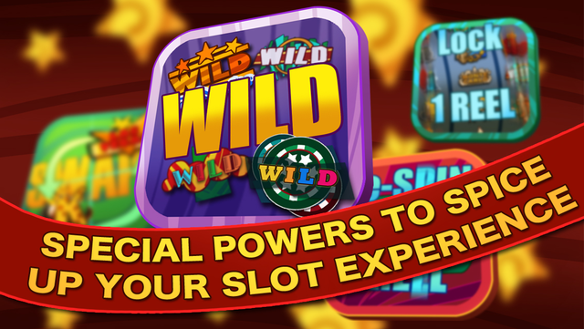 Slots Power Up - World Casino Free Slots Games screenshot 2