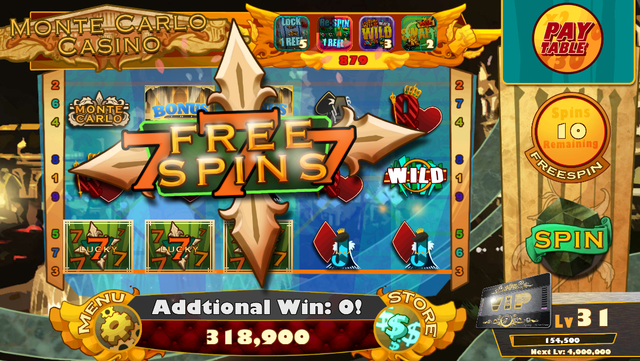 Slots Power Up - World Casino Free Slots Games screenshot 5