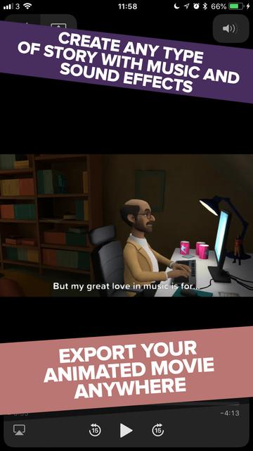 Plotagon Story screenshot 7