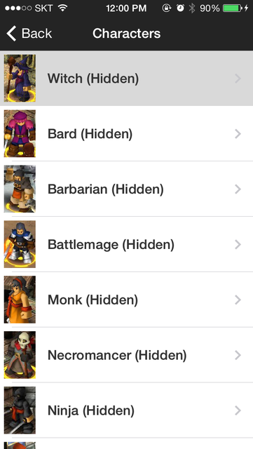Guide for Battleheart Legacy - skill tree, tutorial, tips, hidden characters screenshot 4