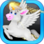 A Little Pet Pony Jump Princess Fall Of The Candy Unicorn Free