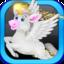 A Little Pet Pony Jump Princess Fall Of The Candy Unicorn Pro