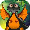 Addictive dragon tap game
