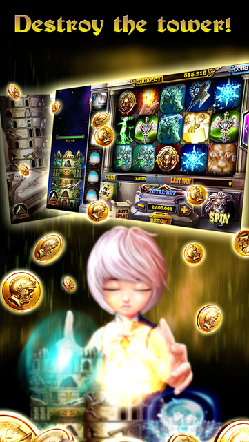 Goddess Slots - Online Multiplayer screenshot 5