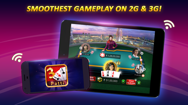 Teen Patti Gold, Poker & Rummy screenshot 8