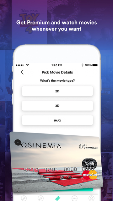 Sinemia screenshot 5