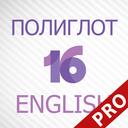 Icon for Полиглот 16 Дмитрия Петрова - Продвинутый курс. Английский язык.